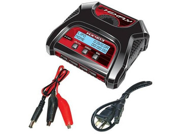 Hexfly 2S-4S LiPo/LiFe AC/DC battery charger HX-403
