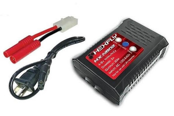 Hexfly 4-8V NiMh/NiCd AC battery charger HX-N802