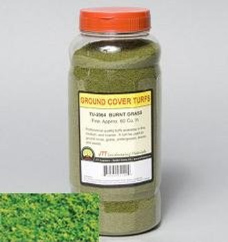 JTT green blended turf fine with shaker 95105