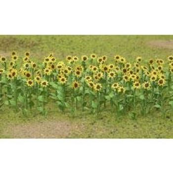 JTT Sunflowers HO Scale 95523