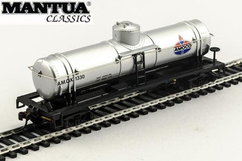Mantua Classics HO Amoco 40' single dome tank