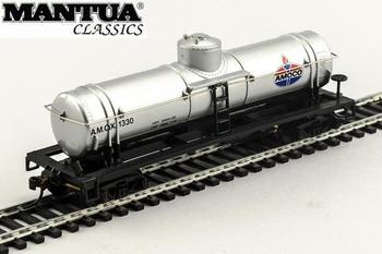 Mantua Classics HO Amoco 40' single dome tank