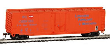 Mantua Classics HO Longview Portland & Northern 50' plug door box car