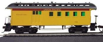 Mantua Classics HO Union Pacific 1890 wooden passenger combine car