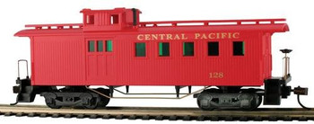 Mantua Classics HO Central Pacific OT wood caboose