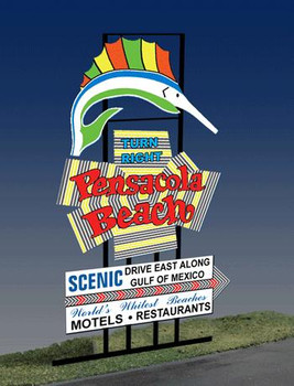 Miller Engineering Pensacola animated billboard 2750