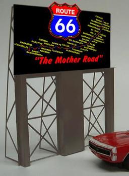 Miller Engineering Route 66 animated billboard 5061