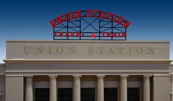 Miller Engineering Union Station animated billboard 3881