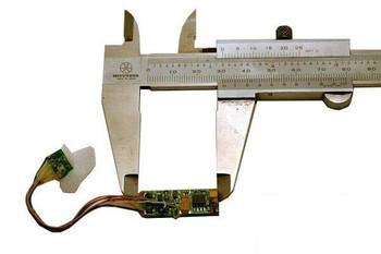 MRC 16 bit mini diesel HO DCC sound decoder 113740