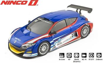 NINCO 1 Renault Megane Trophy CASTELLET 1 /32 Slot Car 55089