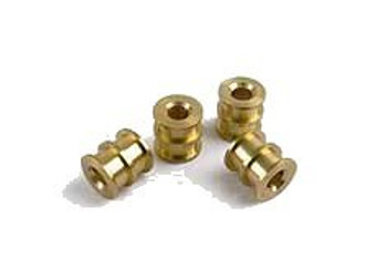 Ninco 80415 Double Brass Bushings - 4 pack