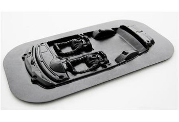 NINCO Citroen C4 Lexan Interior Tray #81809