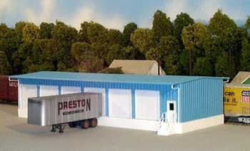 Pikestuff HO scale truck terminal 541-5001