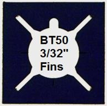 BT50 4 Fin Alignment Guide