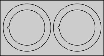 CR6070 Centering Rings
