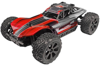 Redcat Racing Blackout XBE PRO brushless 1/10 RC buggy RTR red