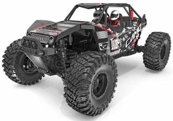 Redcat Racing CAMO X4 brushless 4x4 1/10 RC rock racer