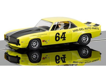 Scalextric Chevrolet Camaro 1969 1/32 slot car C3724