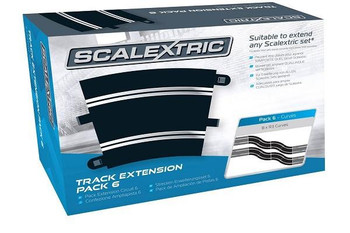 Scalextric Track Extension Pack 6 C8555
