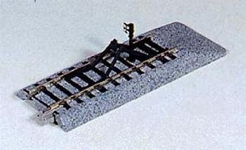 Kato Unitrack HO 4 1/4 inch bumper straight track 2-170
