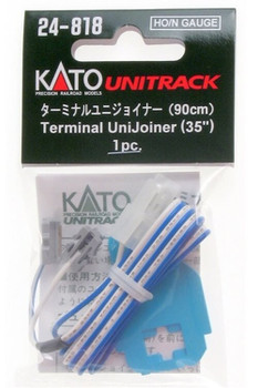KATO Unitrack terminal UniJoiner packaging 24-818