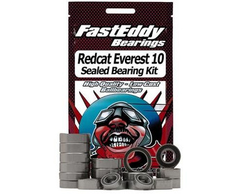 FastEddy Redcat Racing RC Everest 10 sealed ball bearing kit TFE4500