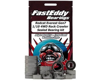 Fast Eddy Redcat Racing RC Everest Gen7 sealed ball bearing kit TFE4526