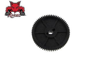 Redcat Racing 11164 64 tooth .6 MOD spur gear for the Lightning EP Drift, Lightning EPX PRO, Lightning STR, Sandstorm, Shockwave, Tornado EPX/EPX PRO and Volcano EPX/EPX PRO 1/10 RC vehicles.