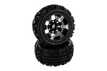 Redcat Racing Volcano EPX mounted tire & wheels 20126