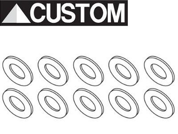 Custom CD20-55 Centering Rings