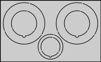 CR5060 Centering Rings