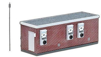 Model Power Electrical Signal Switch Building HO scale building kit 185
