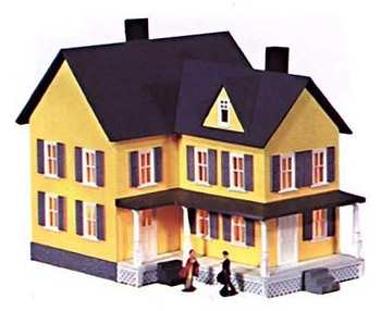 Model Power Grandma's House HO scale building kit 487