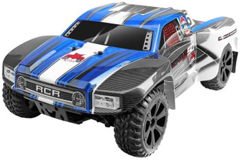 Redcat Racing Blackout SC PRO brushless 4x4 1/10 RC short course truck RTR blue