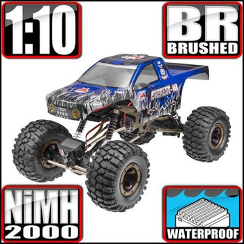 Redcat Racing Everest-10 4x4 1/10 RC crawler