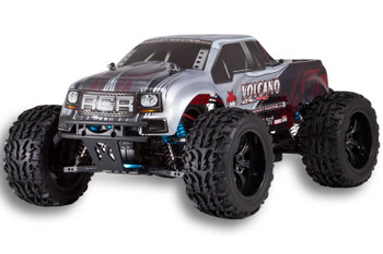 Redcat Racing Volcano EPX PRO brushless 4x4 1/10 RC monster truck silver