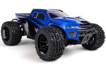 Redcat Racing Volcano EPX PRO brushless 4x4 1/10 RC monster truck blue
