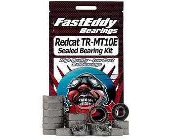 FastEddy Redcat Racing RC-MT10E sealed ball bearing kit TFE4480