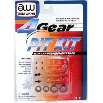 Auto World 4Gear pit kit 230