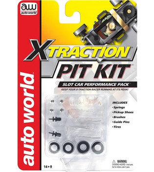 Auto World X-Traction pit kit 00105