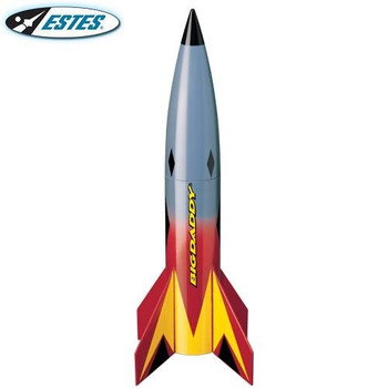 Estes Big Daddy model rocket 2162