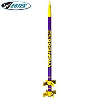 Estes Mongoose Model Rocket