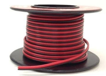 Model Power 2 Conductor 28 AWG Hook-Up Wire 2302