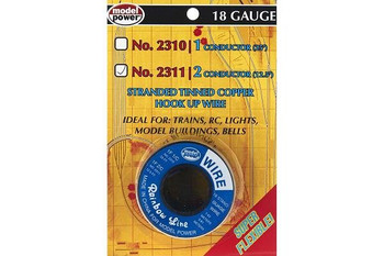 Model Power 18 AWG hook-up wire 2311