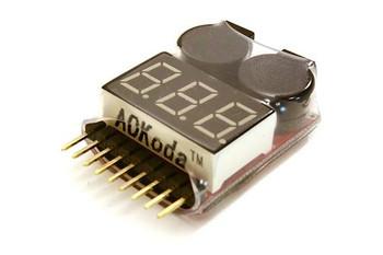 Integy LiPo Voltage Checker