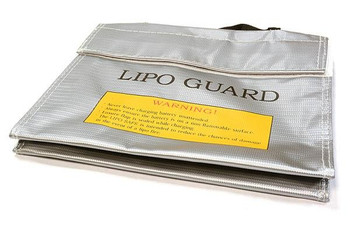 LiPo Guard Battery Bag Medium