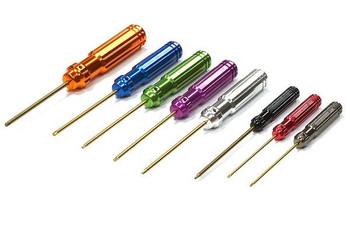 Integy Ti-Nitride allen hex wrench set  C24728