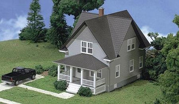 Atlas Kim's Classic American Home HO scale kit 713