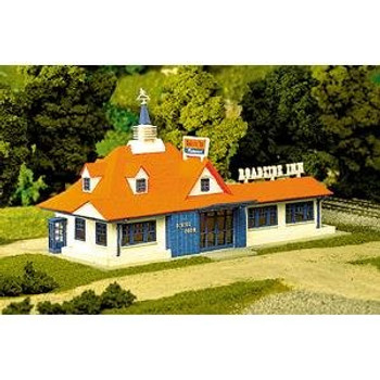 Atlas HO scale roadside restaurant kit