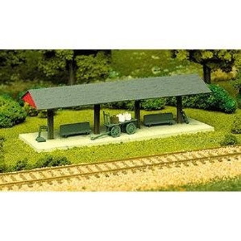 Atlas HO scale station platform kit 707
